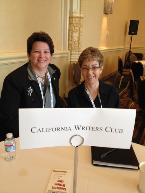 California Writers Club at the San Francisco Writers Conference