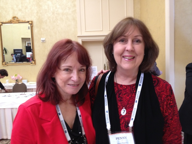 Penny Warner at The San Francisco Writers Conference