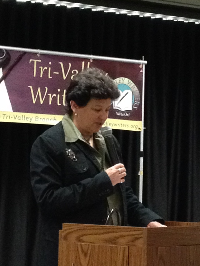 Tri-Valley Writers High School Writing Contest Awards Ceremony