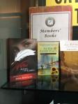 Tri Valley books close up