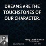 Thoreau quote about character