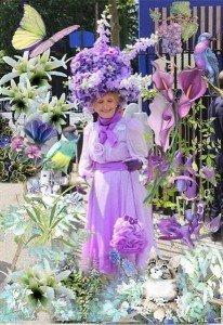 Ann's when I wear purple