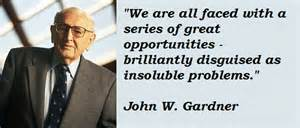 John Gardner pic with quote