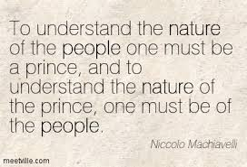 Nicollo Mach quote people & prince