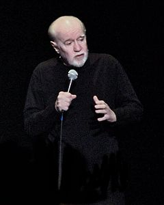 George Carlin on Wiki photo