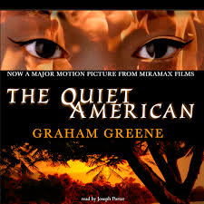 Graham Green Quiet American book