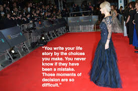 Helen Mirren choices n mistakes