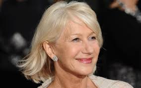 Helen Mirren head shot