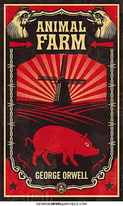 Orwell animal farm book