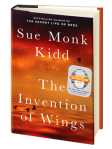 sue monk kidd invention of wings cover