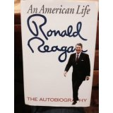 Autobiograpy Ronald Reagan by him