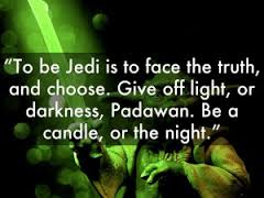 Yoda be a candle