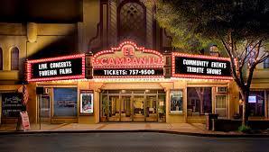 Campanile theater antioch