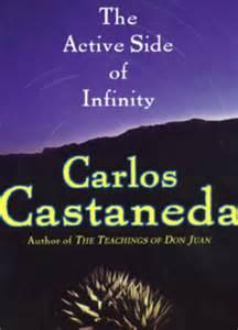 Carlos Castaneda book of infinity