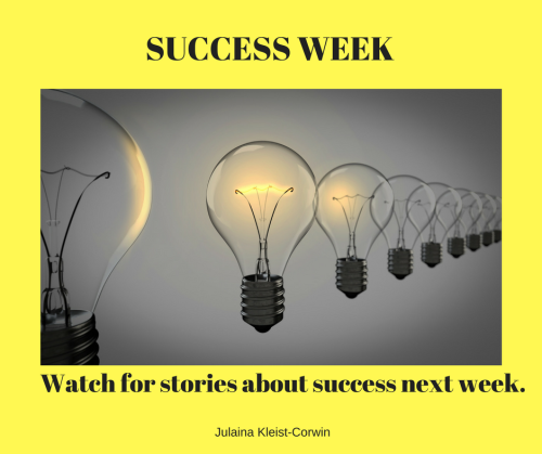 SUCCESS WEEK